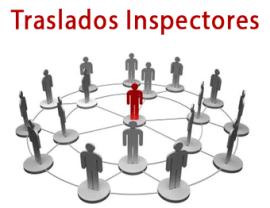 traslados inspectores