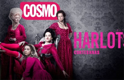 Harlots Cortesanas (Serie de TV)
