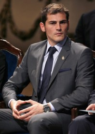 Iker+Casillas+Principes+de+Asturias+Awards