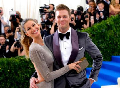 tom brady y esposa