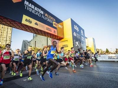 media maraton valencia 2018 II