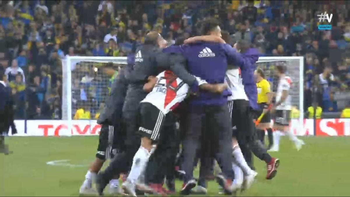 Boca Juniors vs River Plate decidirá la Copa Libertadores 2018