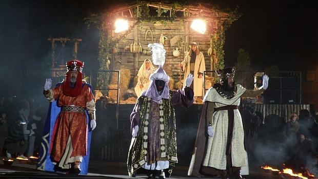 La Cabalgata de Reyes de Alcoy como Patrimonio de la Humanidad