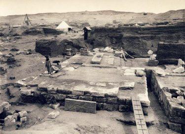 pierre montet excava tumba psusenes