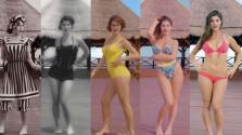 Bikini-evolución