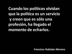 frase paco rubiales politicos fracso