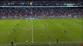 barça 2 Atletico 3 final