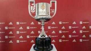 trofeo copa del rey 2020 futbol