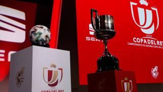 trofeo copa del rey futbol