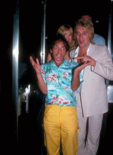 Rod-Stewart-And-Steve-Rubell-Enjoying