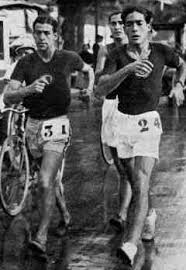 marcha atletica anos 40