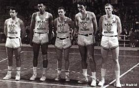 real madrid decada 1960