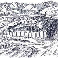 Tappeh Sialk El Zigurat Más Antiguo Del Mundo