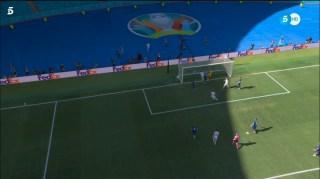 espana 1 eslovaquia 0