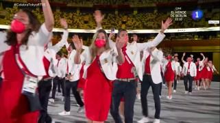 jornada inaugural japon 2021 espana II