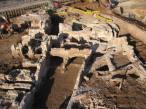 restos antiguo molino la marquesa en cauce acequia mestalla