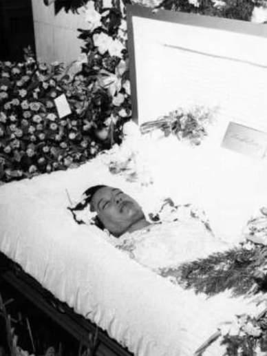 billie funeral