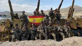 soldados espanoles afganistan