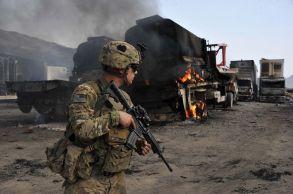 tropas en afganistan
