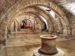 catedral cripta san antolin palencia siglo VII