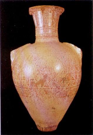 ceramica andalusi vasija vidriada