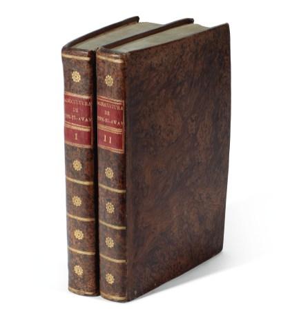 tratado 1802 libro de agricultura 2 volumenes