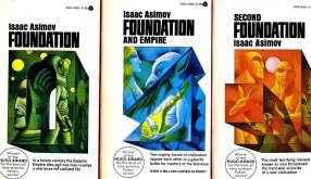 libros fundacion asimov