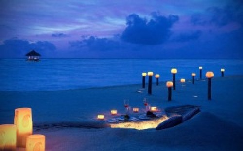 resort spa in maldives