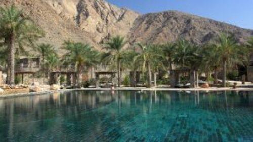 bay resort in oman