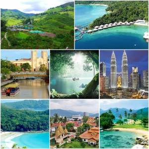 top destinations in malaysia