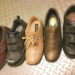 【お知らせ】認知症で徘徊する方が履く靴へGPS端末を埋め込む加工をはじめました。