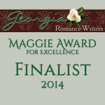 Maggies Finalist badge
