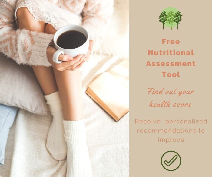 Free Nutritional Assessment Tool: find out your health score