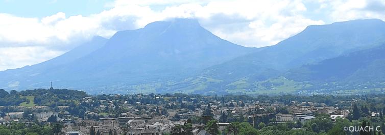 Village de Challes-les-Eaux