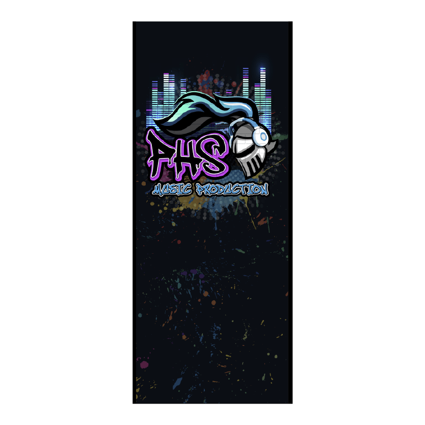 customizable retractable banner