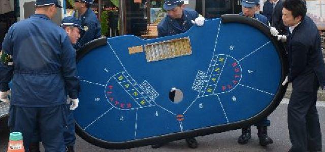 カジノカフェの犯罪