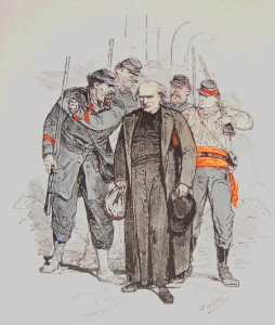 L'arrestation du Père Planchat le 6 avril 1871