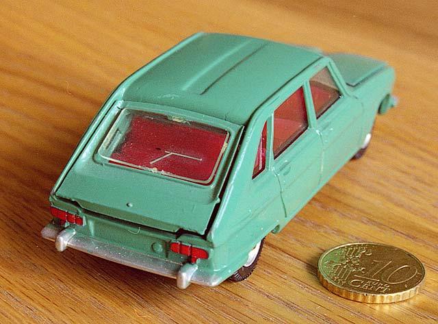 Under Hood Toy Car