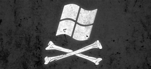 windows pirate