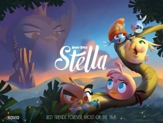 Angry Birds Stella disponibile su iOS e Android