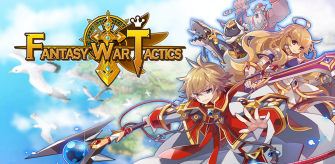 "Lo strategico RPG ""Fantasy War Tactics"" è ora disponibile in tutto il mondo‏"