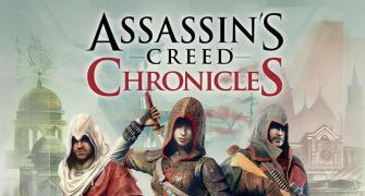 Assassin's Creed Chronicles Trilogy Pack disponibile per PlayStation Vita‏