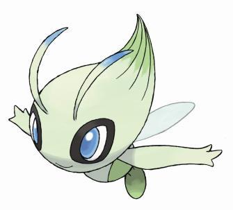 Un Celebi senza tempo appare per i 20 anni di Pokémon