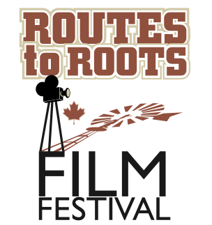 New logo for R2RFF Film Festival