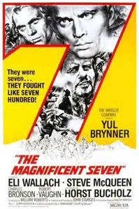 Magnificent Seeven poster
