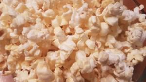 Popcorn by Clark Hoskin