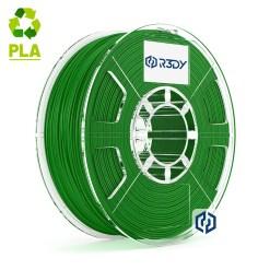 Filamento PLA Verde Bandeira 1,75mm - 1 Kg