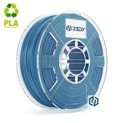 Filamento PLA Azul Metálico 1,75mm - 1 Kg