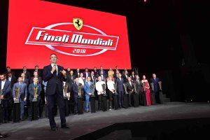 Ferrari Challenge Finali Evening Event in 2018 - 14
