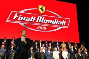 Ferrari Challenge Finali Evening Event in 2018 - 15